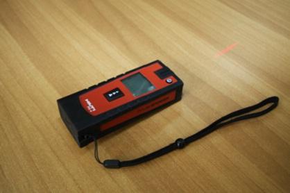 Прибор лазерный дальномер PD 4